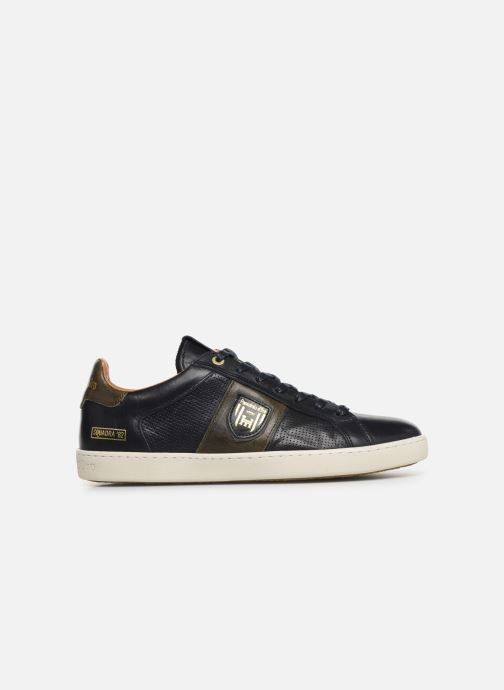 Trainers Pantofola d'Oro Sorrento Uomo Low Blue back view