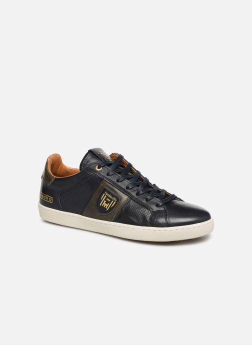 Sneaker Pantofola d'Oro Sorrento Uomo Low blau detaillierte ansicht/modell