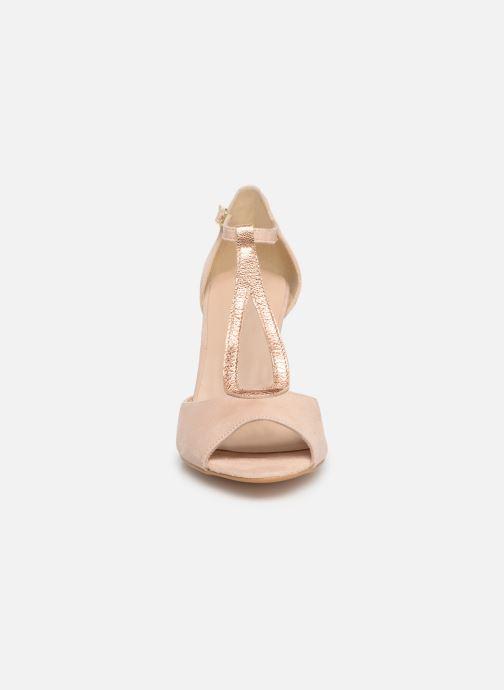 Escarpins Georgia Rose Sagouta Beige vue portées chaussures