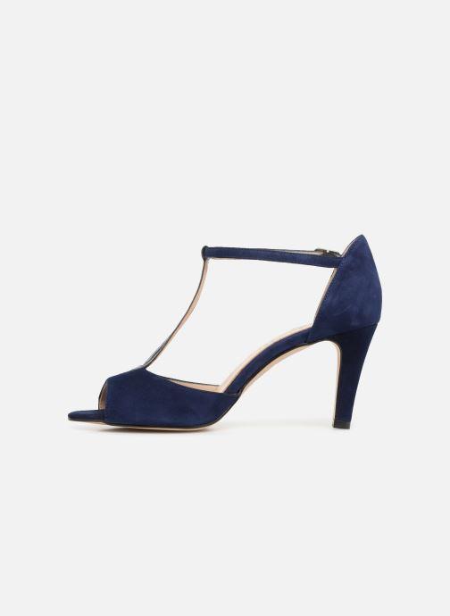 High heels Georgia Rose Sagouta Blue front view