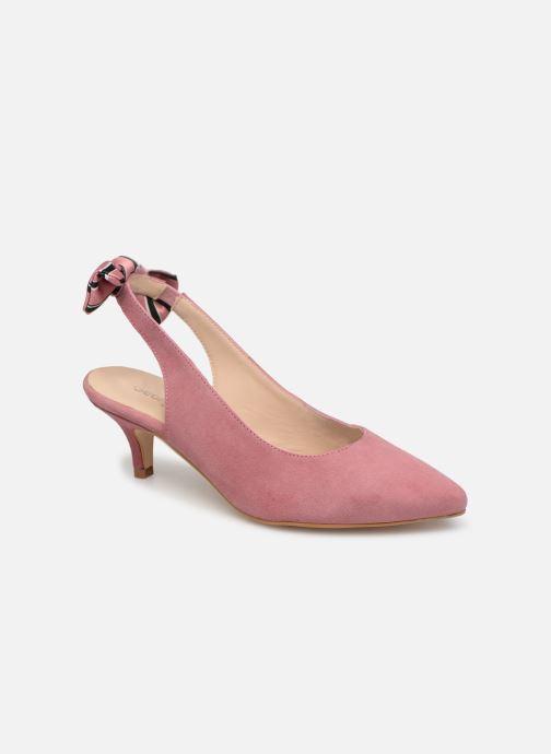 Zapatos de tacón Georgia Rose Sabowa Rosa vista de detalle / par