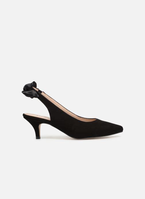 Zapatos de tacón Georgia Rose Sabowa Negro vistra trasera