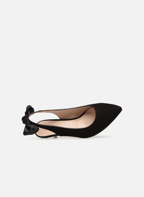 Zapatos de tacón Georgia Rose Sabowa Negro vista lateral izquierda