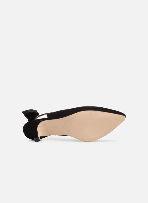 Zapatos de tacón Georgia Rose Sabowa Negro vista de arriba