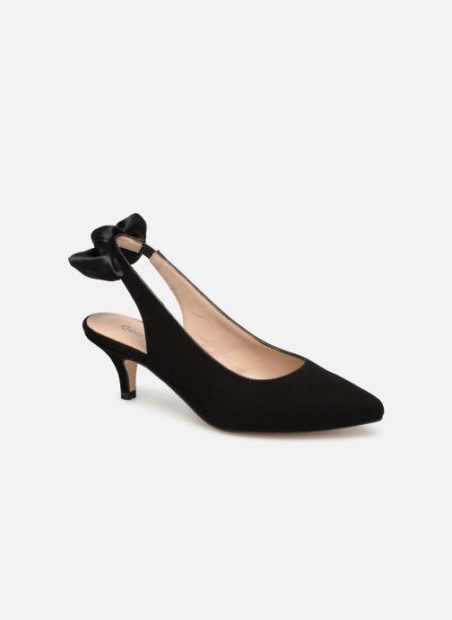 Zapatos de tacón Georgia Rose Sabowa Negro vista de detalle / par