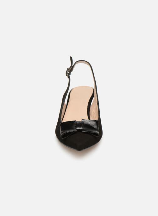 Zapatos de tacón Georgia Rose Sachal Negro vista del modelo