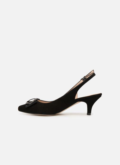 Zapatos de tacón Georgia Rose Sachal Negro vista de frente