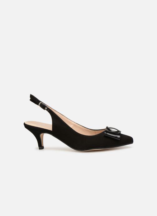 Zapatos de tacón Georgia Rose Sachal Negro vistra trasera