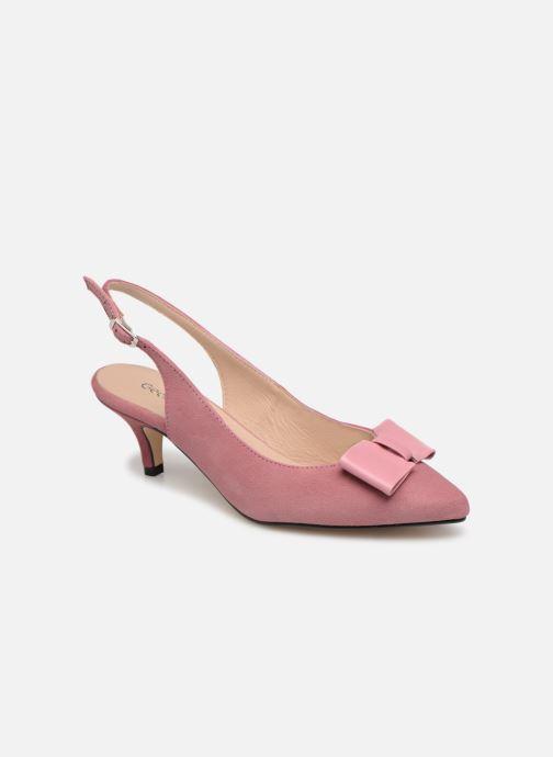 Zapatos de tacón Georgia Rose Sachal Rosa vista de detalle / par