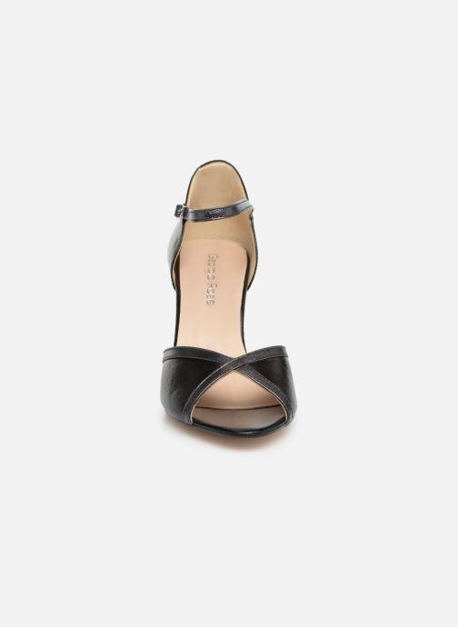 Zapatos de tacón Georgia Rose Sandrima Negro vista del modelo