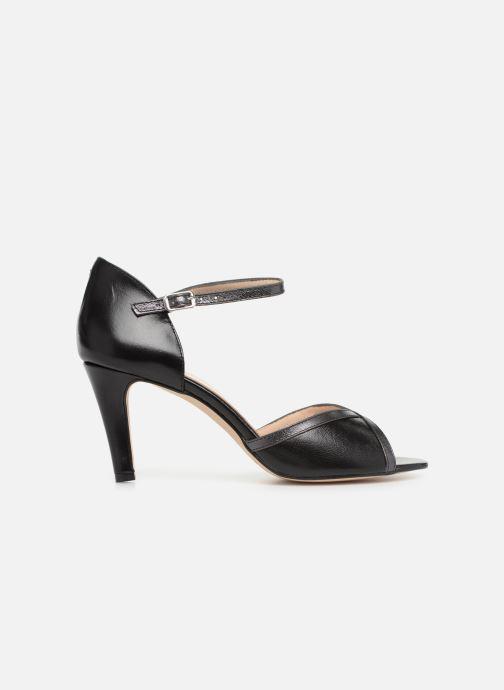 Zapatos de tacón Georgia Rose Sandrima Negro vistra trasera