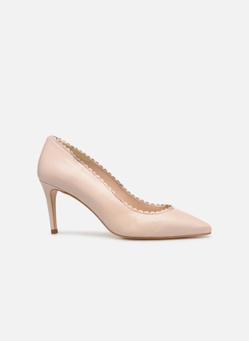 Zapatos de tacón Georgia Rose Swanna Beige vistra trasera