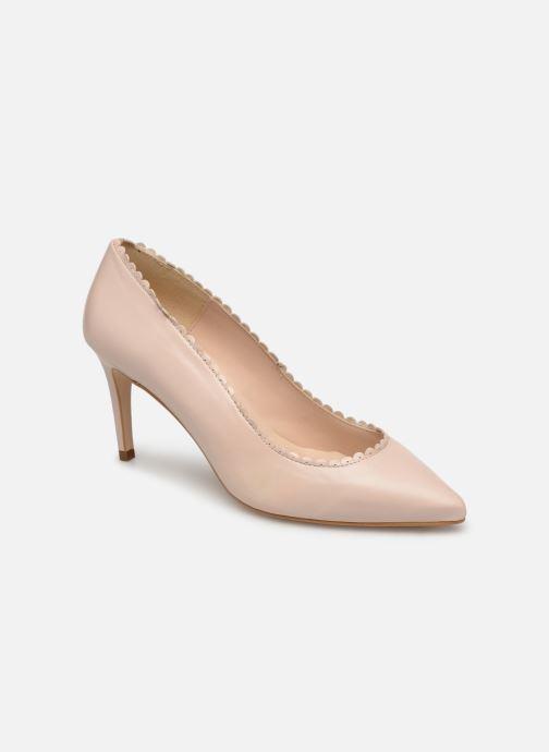Zapatos de tacón Georgia Rose Swanna Beige vista de detalle / par