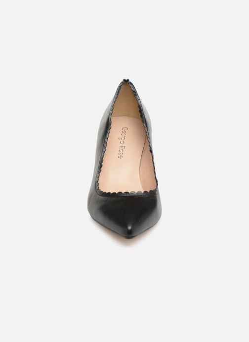 Escarpins Georgia Rose Swanna Noir vue portées chaussures