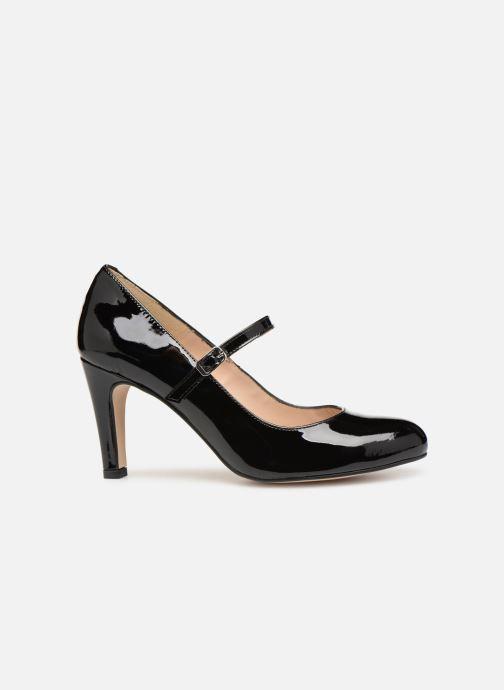 Zapatos de tacón Georgia Rose Sheima Negro vistra trasera