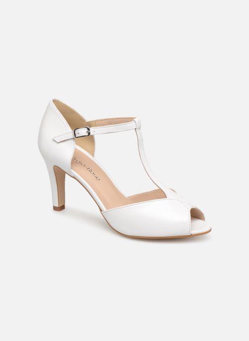 Zapatos de tacón Georgia Rose Souazic Blanco vista de detalle / par