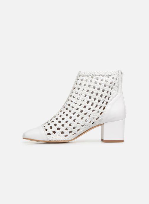 Boots en enkellaarsjes Georgia Rose Sowhite Wit voorkant