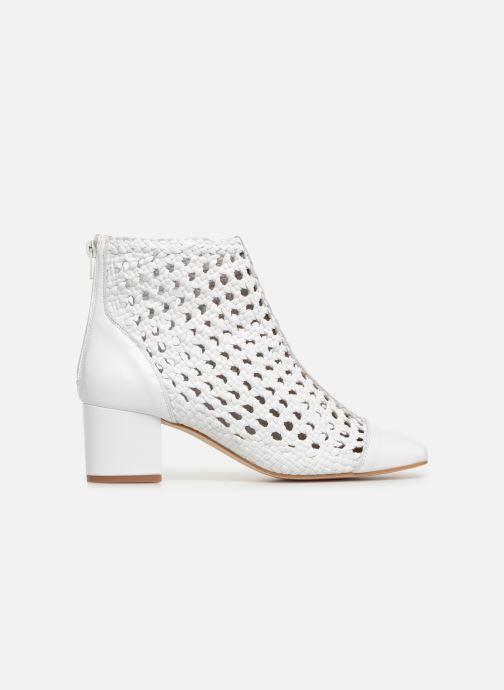 Boots en enkellaarsjes Georgia Rose Sowhite Wit achterkant