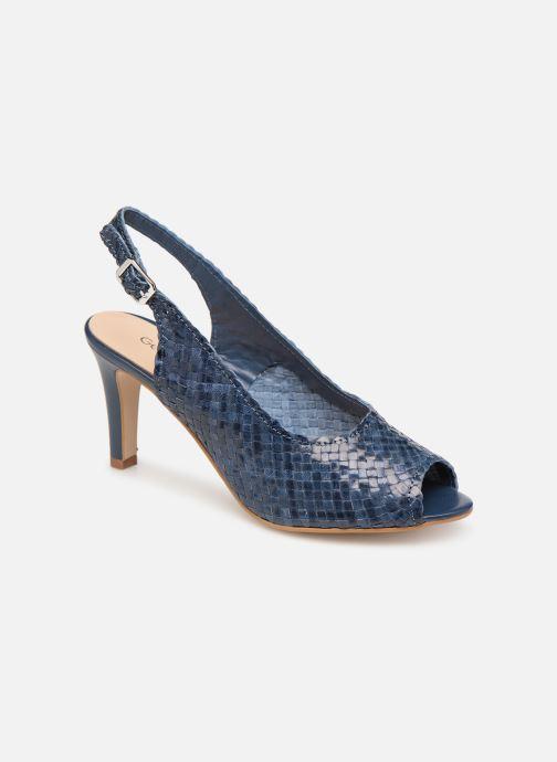 Zapatos de tacón Georgia Rose Strellia Azul vista de detalle / par