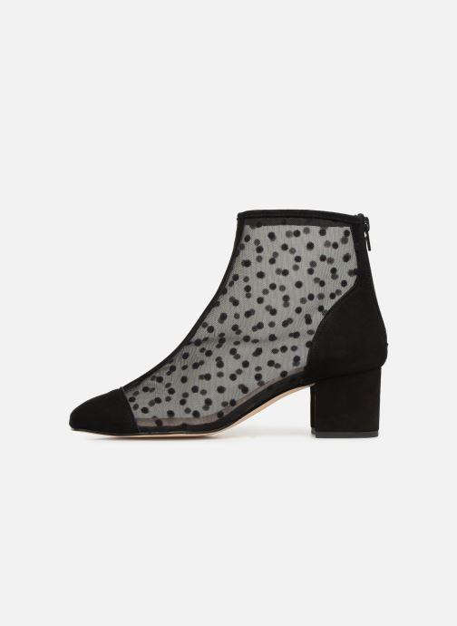 Bottines et boots Georgia Rose Soblack Noir vue face