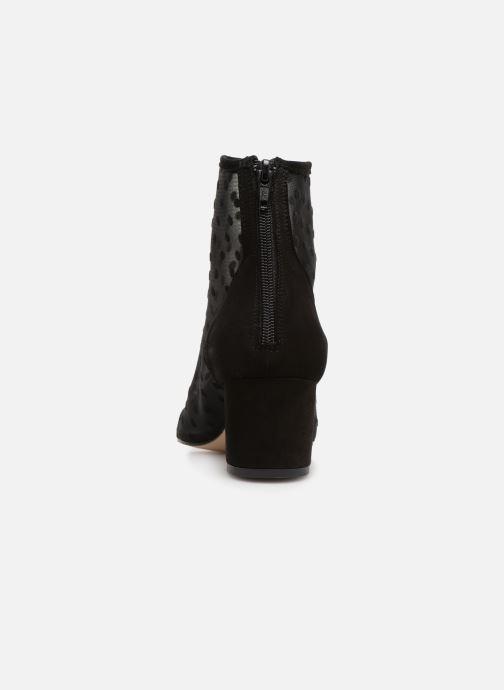 Bottines et boots Georgia Rose Soblack Noir vue droite