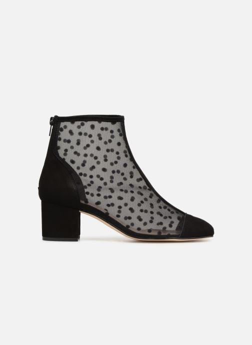 Bottines et boots Georgia Rose Soblack Noir vue derrière