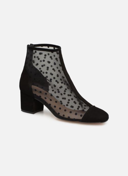 Bottines et boots Georgia Rose Soblack Noir vue détail/paire