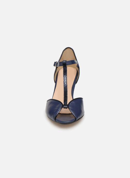 Escarpins Georgia Rose Saviolette Bleu vue portées chaussures