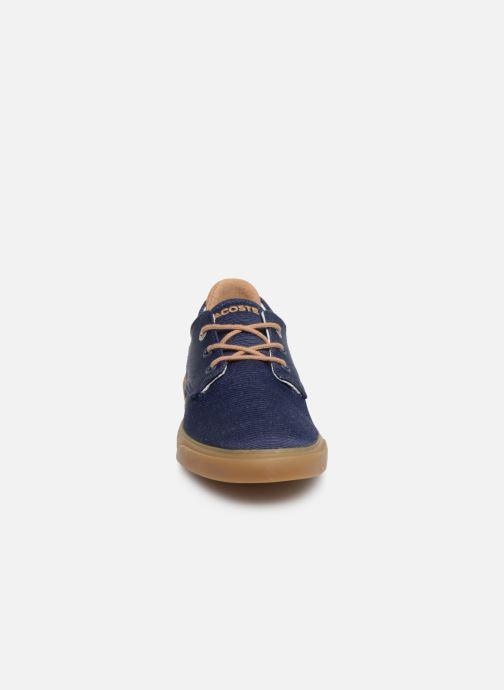 Sneakers Lacoste Esparre 119 2 Blauw model