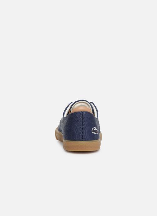 Sneakers Lacoste Esparre 119 2 Blauw rechts