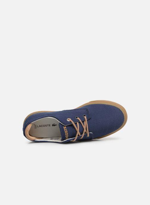 Sneakers Lacoste Esparre 119 2 Blauw links