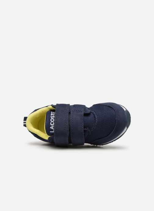 Sneakers Lacoste L.ight 119 1 Inf Blauw links