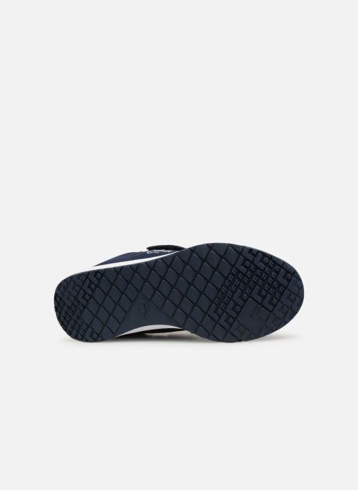 Sneaker Lacoste L.ight 119 1 Kids blau ansicht von oben