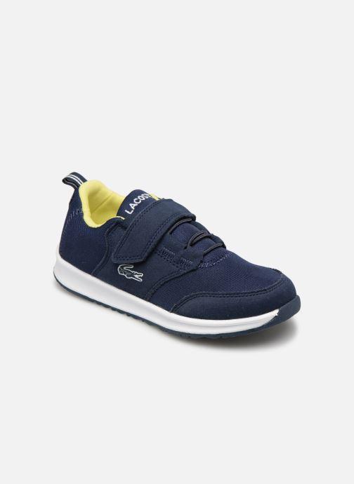 Sneaker Lacoste L.ight 119 1 Kids blau detaillierte ansicht/modell