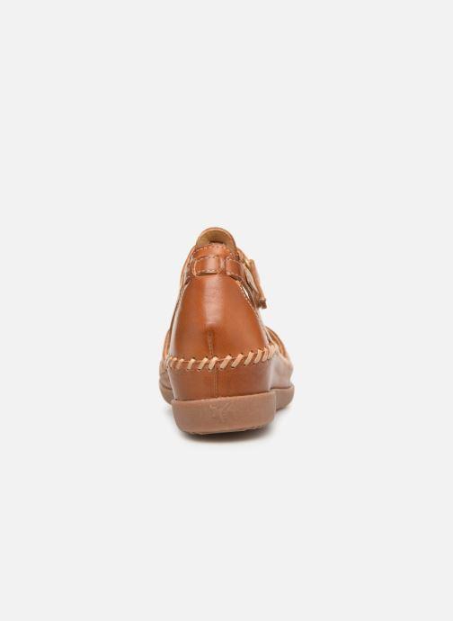 Sandales et nu-pieds Pikolinos Cadaques W8K-0802 Marron vue droite