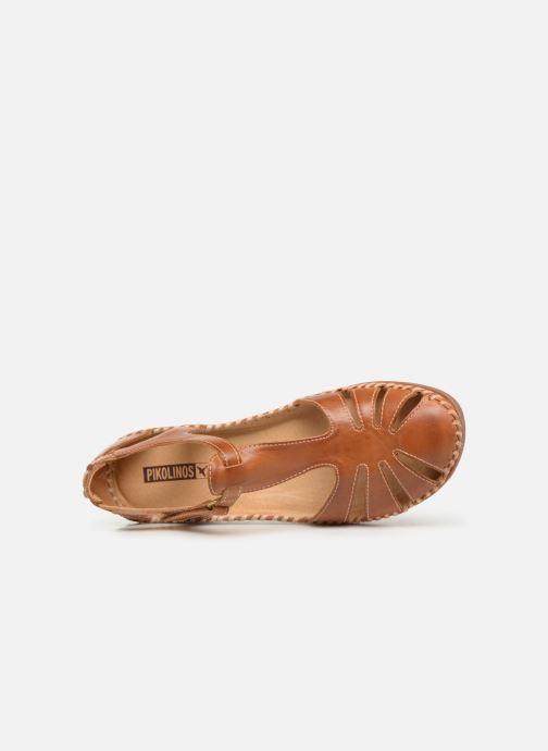 Sandales et nu-pieds Pikolinos Cadaques W8K-0802 Marron vue gauche
