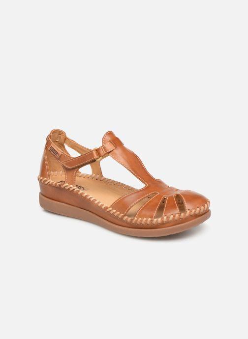 Sandales et nu-pieds Pikolinos Cadaques W8K-0802 Marron vue détail/paire