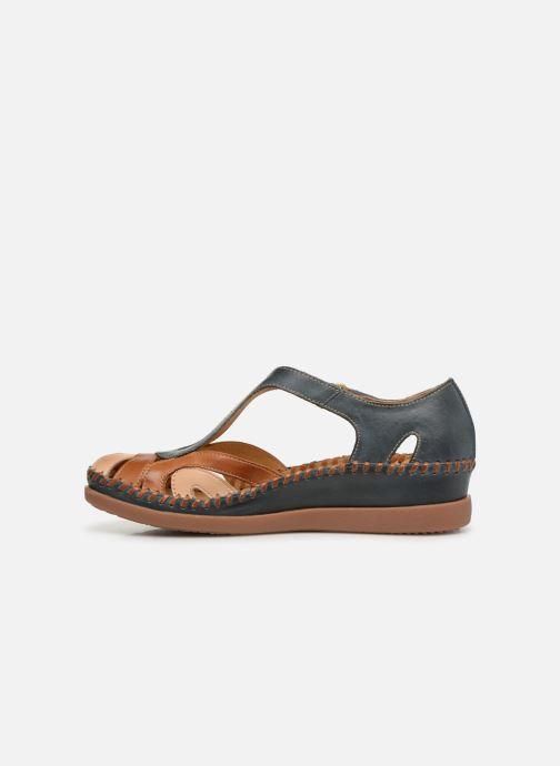Sandales et nu-pieds Pikolinos Cadaques W8K-1569C1 Bleu vue face