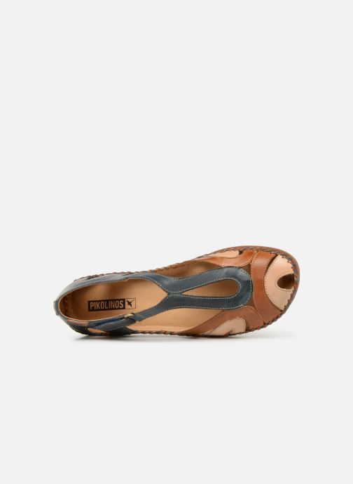 Sandali e scarpe aperte Pikolinos Cadaques W8K-1569C1 Azzurro immagine sinistra