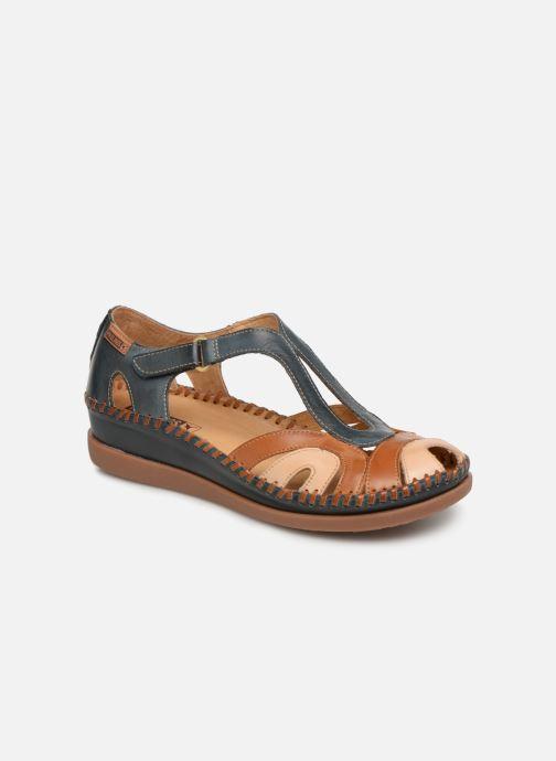 Sandales et nu-pieds Pikolinos Cadaques W8K-1569C1 Bleu vue détail/paire