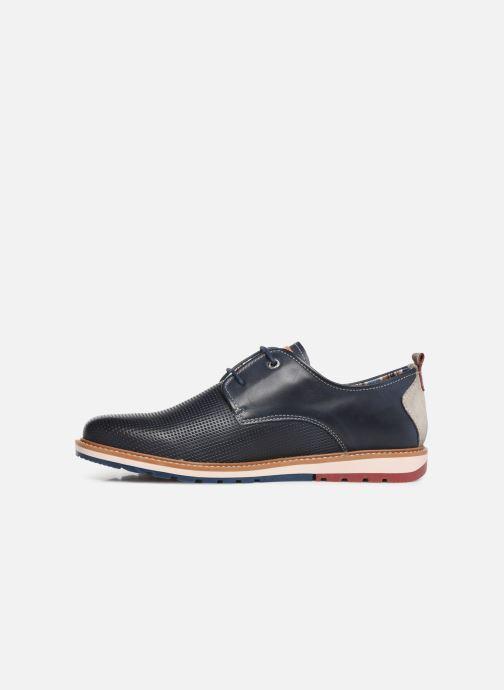 Zapatos con cordones Pikolinos Berna M8J-4273 Azul vista de frente