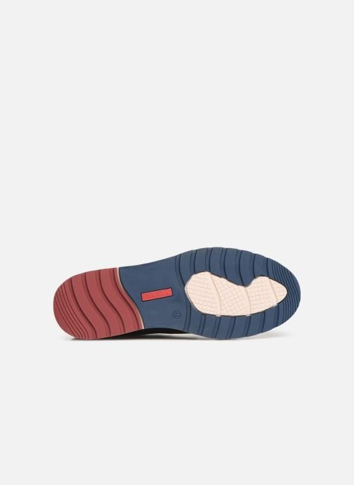 Zapatos con cordones Pikolinos Berna M8J-4273 Azul vista de arriba