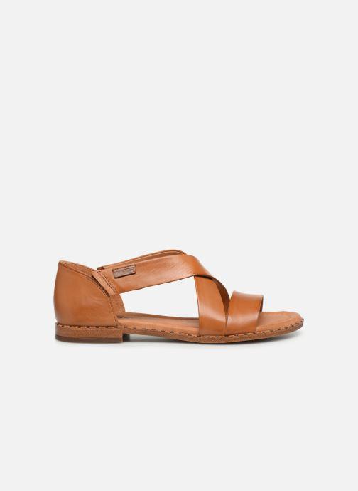 Sandales et nu-pieds Pikolinos Algar W0X-0552 Marron vue derrière