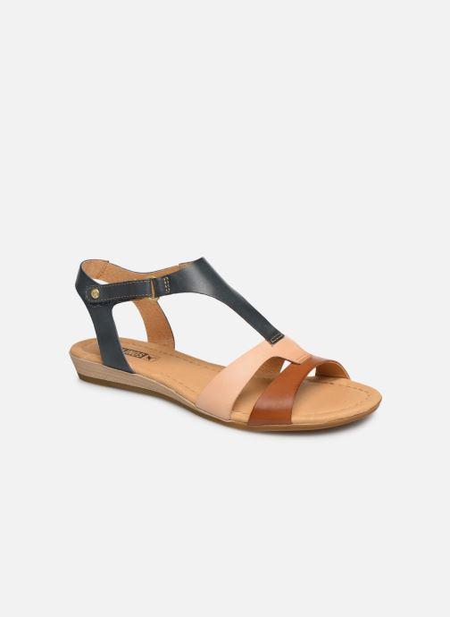 Sandales et nu-pieds Pikolinos Alcudia 816-0752C2 Bleu vue détail/paire