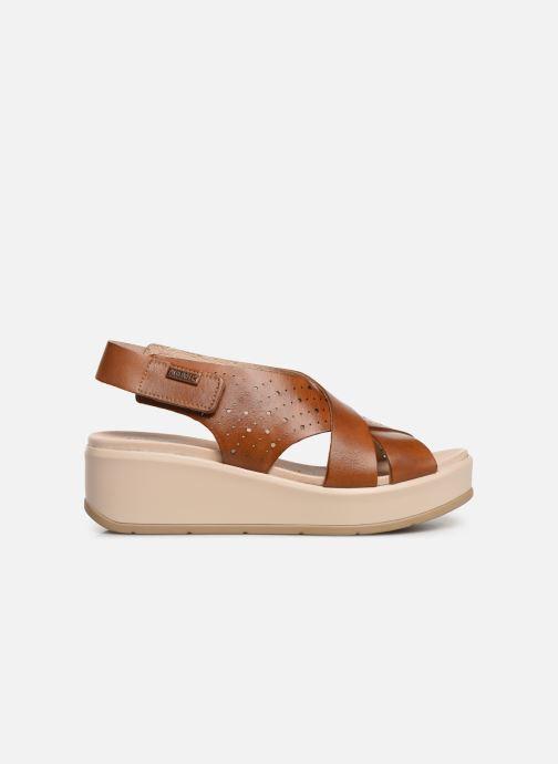 Sandales et nu-pieds Pikolinos Costacabana W3X-1791 Marron vue derrière