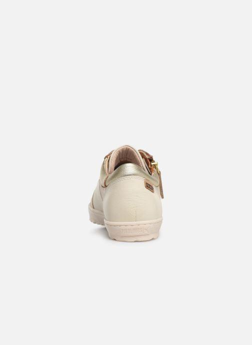 Baskets Pikolinos Lagos 901-6766C1 Beige vue droite