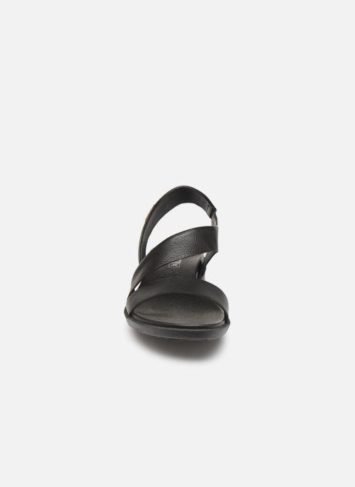 Nu Chez Et noir 0823bg Sandales W0h Pikolinos pieds Antillas EqxwtXEY