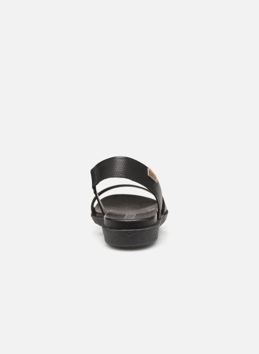 Sandalen Pikolinos Antillas W0H-0823BG Zwart rechts