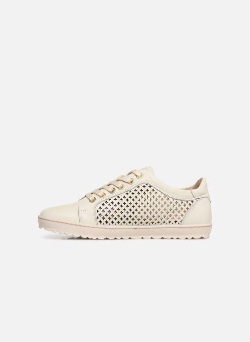 Sneakers Pikolinos Lagos 901-6767 Hvid se forfra