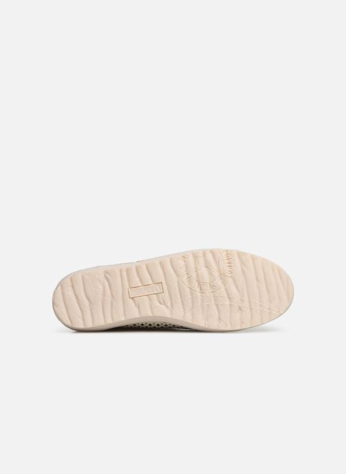 Baskets Pikolinos Lagos 901-6767 Blanc vue haut